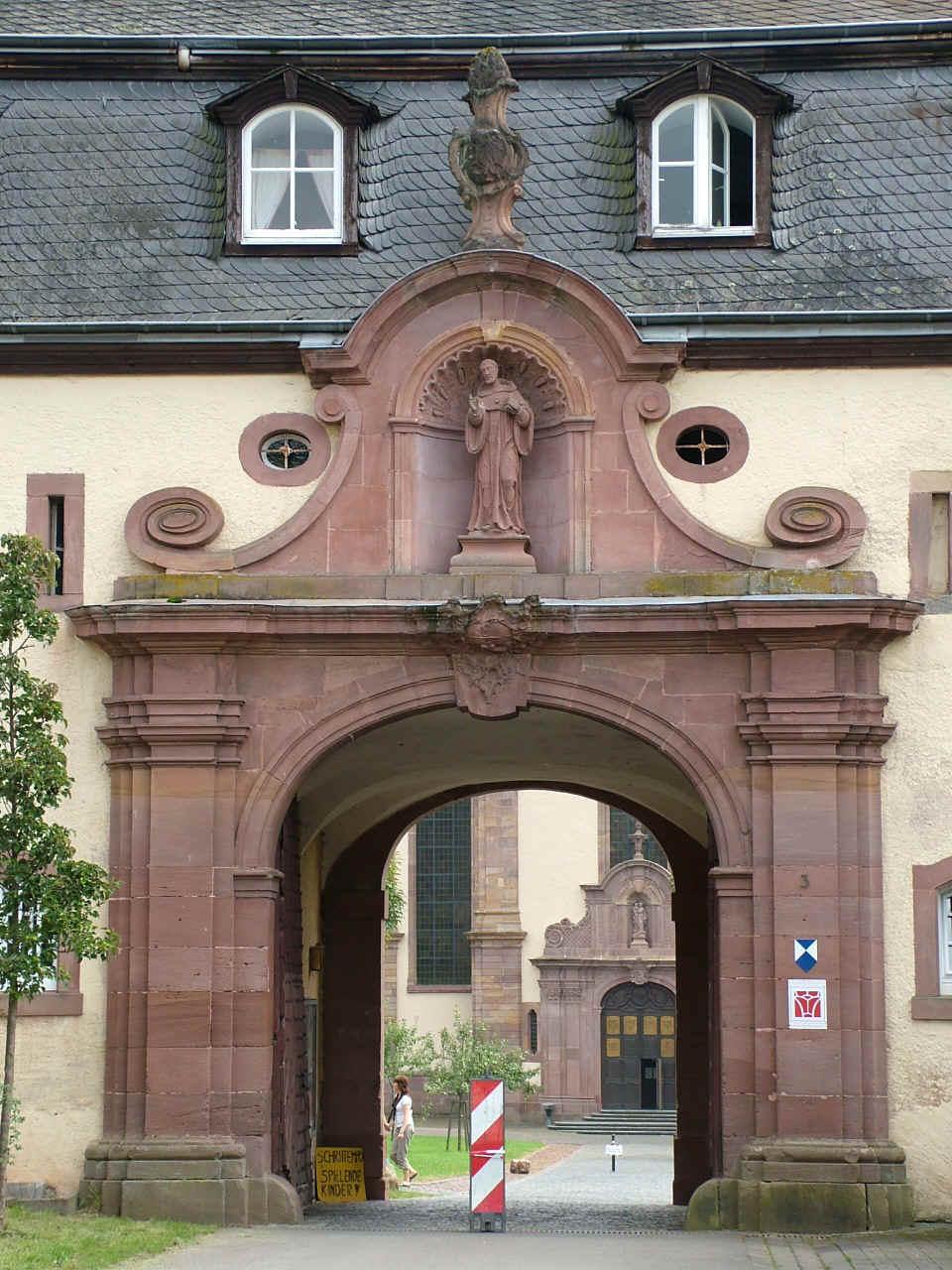 Himmerod Abbey - Pinterest